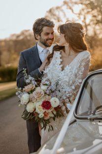A Pretty Wedding Inspiration Shoot at Hazelwood Castle (c) Natalie Hamilton Photography (20)