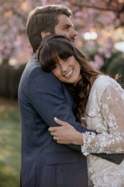 A Pretty Wedding Inspiration Shoot at Hazelwood Castle (c) Natalie Hamilton Photography (29)