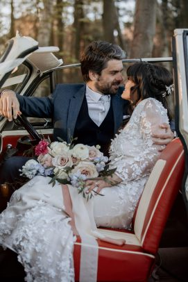 A Pretty Wedding Inspiration Shoot at Hazelwood Castle (c) Natalie Hamilton Photography (32)