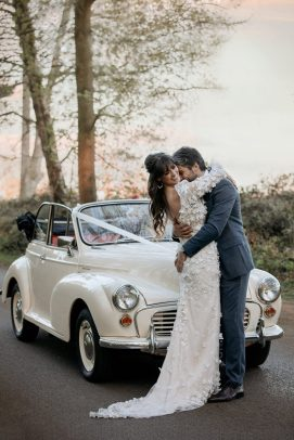 A Pretty Wedding Inspiration Shoot at Hazelwood Castle (c) Natalie Hamilton Photography (33)