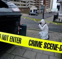 waste forensic investigator