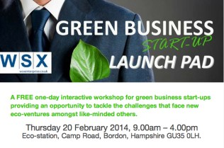 Green Business Start Up Event