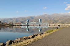 The Lewiston-Clarkston Bridge. Photo taken by Marissa Massey. www.marissamassey.com