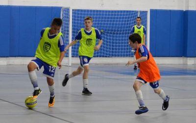 Futsal League Games