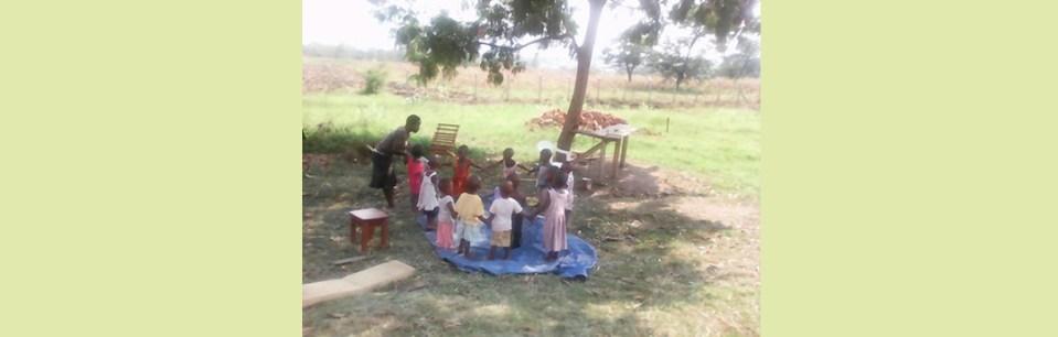 Preschool Class at Bridge for Peace Childrens Village