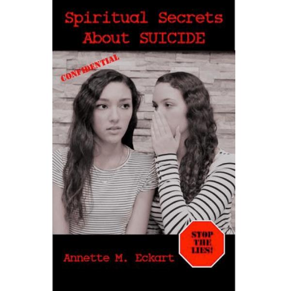 Spiritual Secrets About Suicide Book & DVD