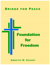 Bridge For Peace - Foundation for Freedom Book Cover