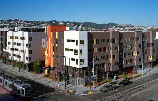 Properties Archive  BRIDGE Housing