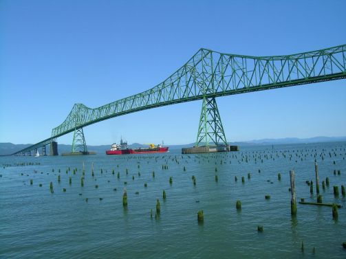 Image result for Astoria Megler Bridge