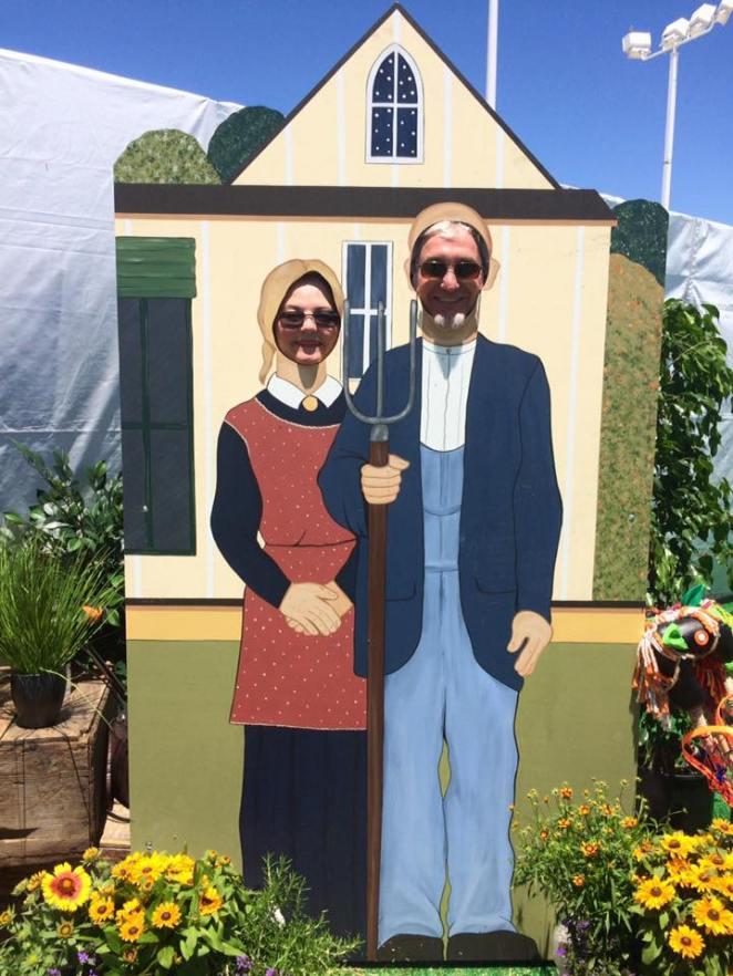 Pastor Mark and Debra, 2016
