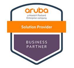 hpe aruba solution provider business partner