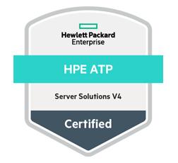hpe server solutions v4