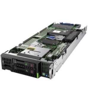813196-B21 HPE ProLiant BL460c Gen9 E5-2660V4 2P 128GB Server