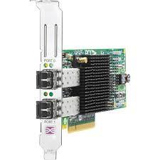 AJ763B HPE 82E 8Gb Dual-port PCI-e FC HBA