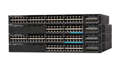 WS-C3650-12X48UQ-E Cisco Catalyst 3650 Switch