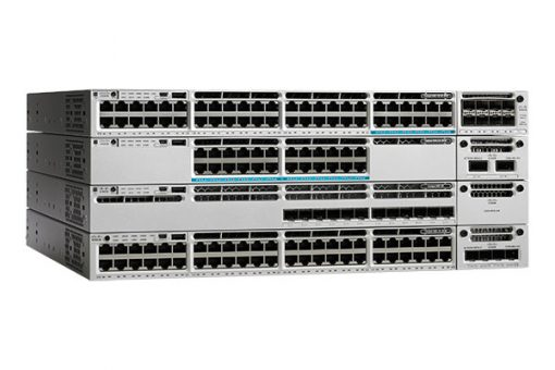 WS-C3850-48XS-S Cisco Catalyst 3850 Switch