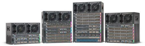 WS-C4510RE-S8+96V+ Cisco 4510R+E Chassis