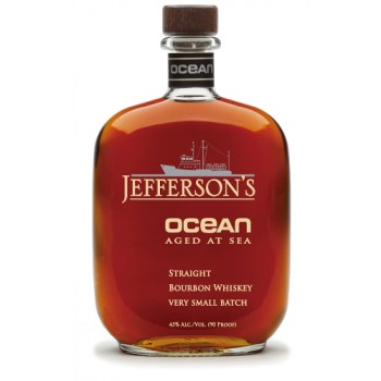 jeffersons ocean aged at sea kentucky straight bourbon whiskey
