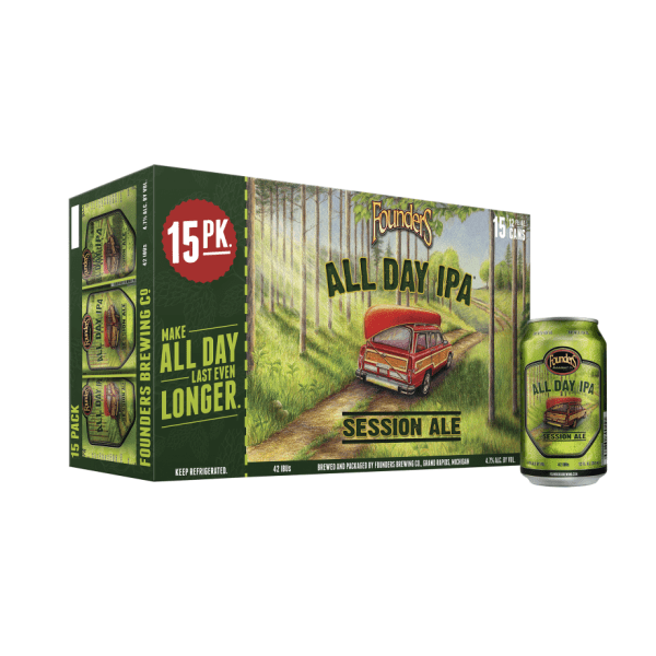 Founders All Day IPA 15-Pack