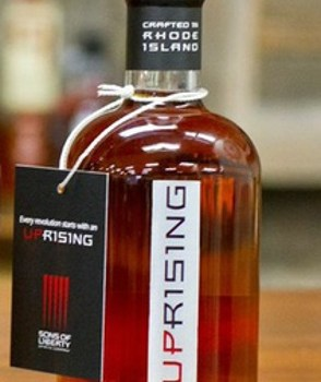 Sons Of Liberty Uprising Single Malt Whiskey 375ml