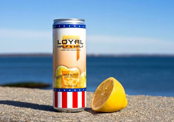 sons of liberty loyal 9 half and half lemonade