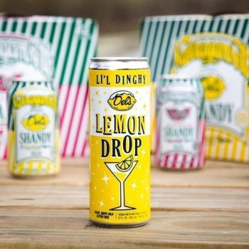 Narragansett Li'l Dinghy Del's Lemon Drop