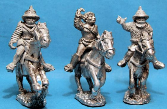 Mounted Gladiators