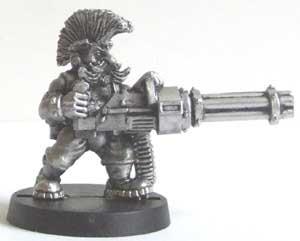 Dvarg Heavy Weapons