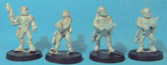 Marine Squad I