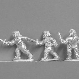 Footpads & Thugs with Swords