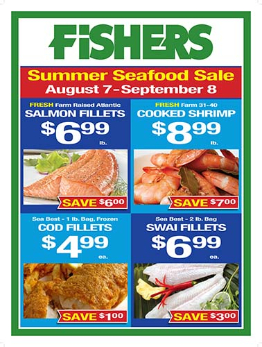 07 Fishers Department Retail Posters