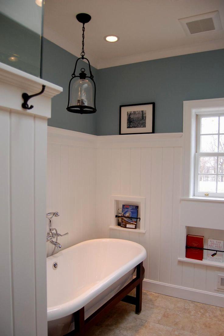 Stylish Vertical Bathroom Lights Plan  Bathroom Design