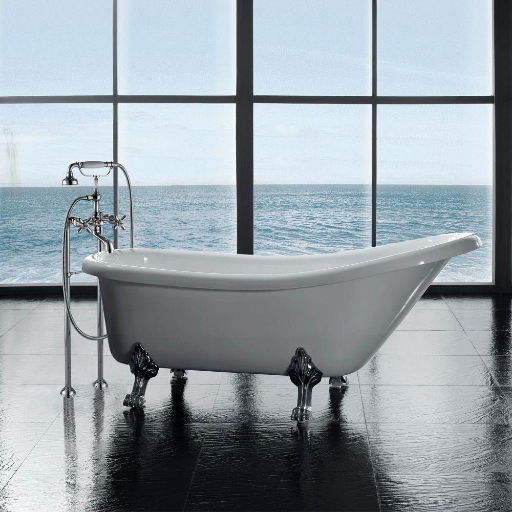 Lovely Bathroom Canister Set Decoration  Bathroom Design