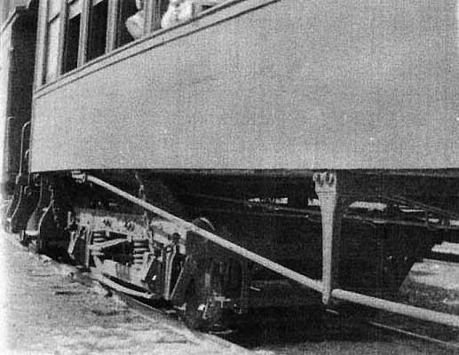 Passenger Car on Graham Line