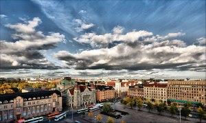 A master's degree in Helsinki is free