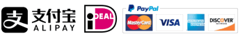 Pay for English editing and proofreading via Alipay, ideal, paypal, credit card