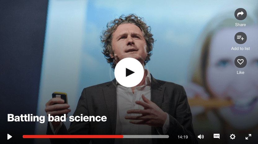 Ben Goldacre – Battling Bad Science