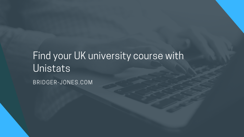 Find your UK university course with Unistats