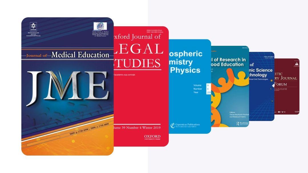 publish in journals with the help of Bridger Jones