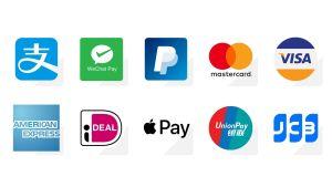 new payment logos
