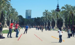 We love Barcelona: a photo story