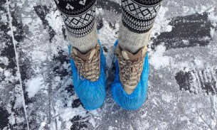 A Portrait of Helsinki in Winter