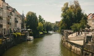 Ljubljana in photos