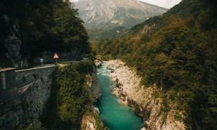 Slovenia road trip: Soča Valley and Vršič Pass