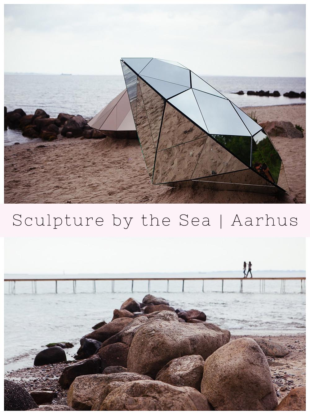 Why to visit Aarhus in Denmark during the Sculpture by the Sea exhibition.