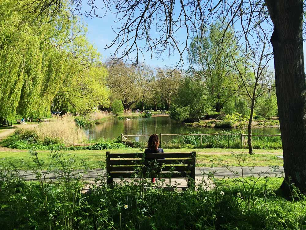How to find the village feel in London