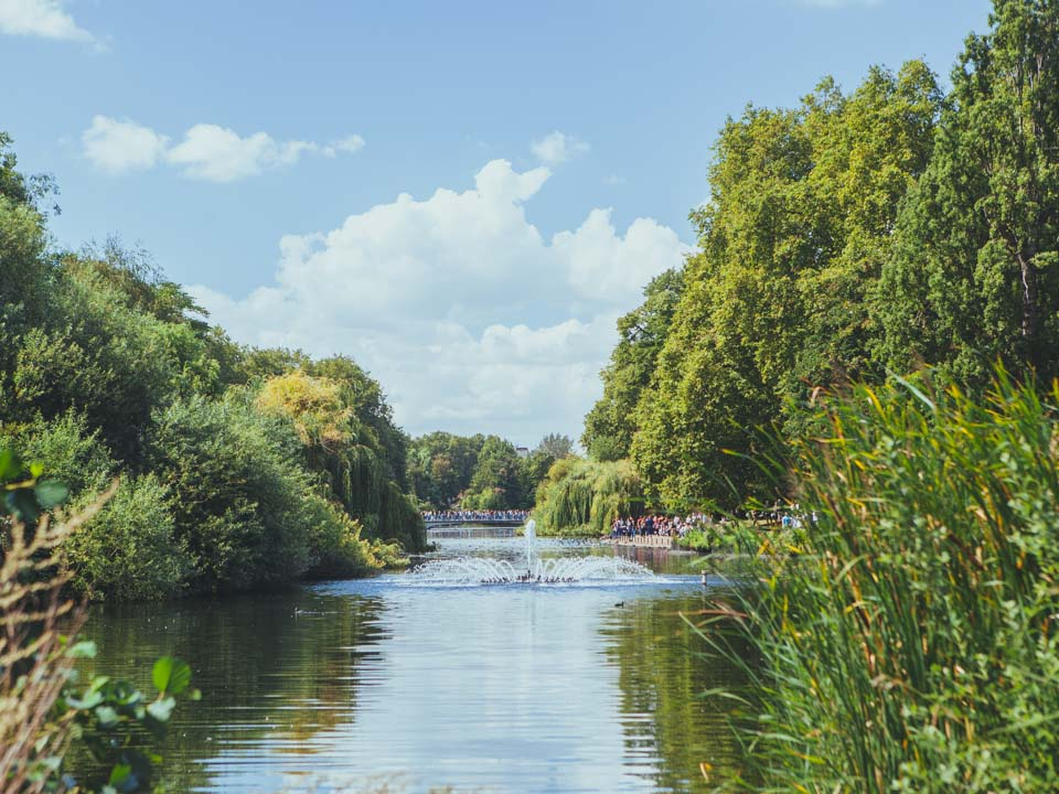 St James Park - things to do in London