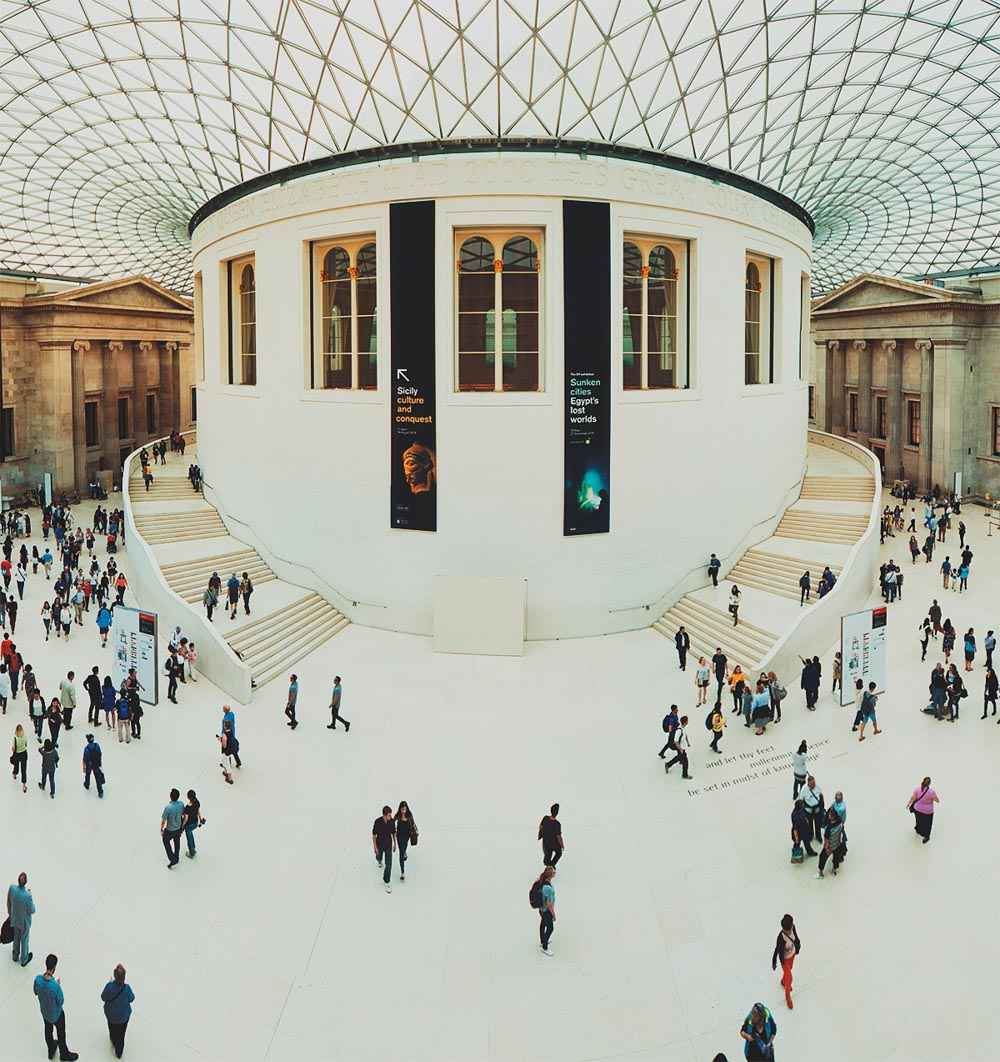 Best London Instagram British Museum