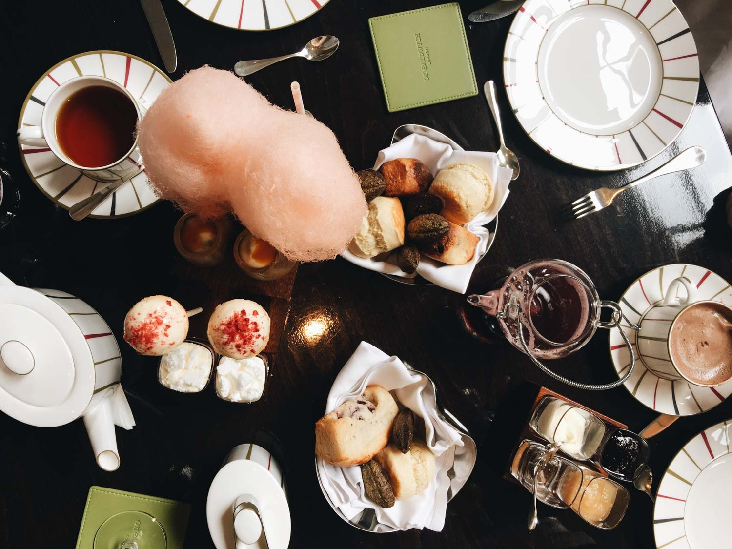 Best afternoon teas - Charlie and the Chocolate Factory at One Aldwych