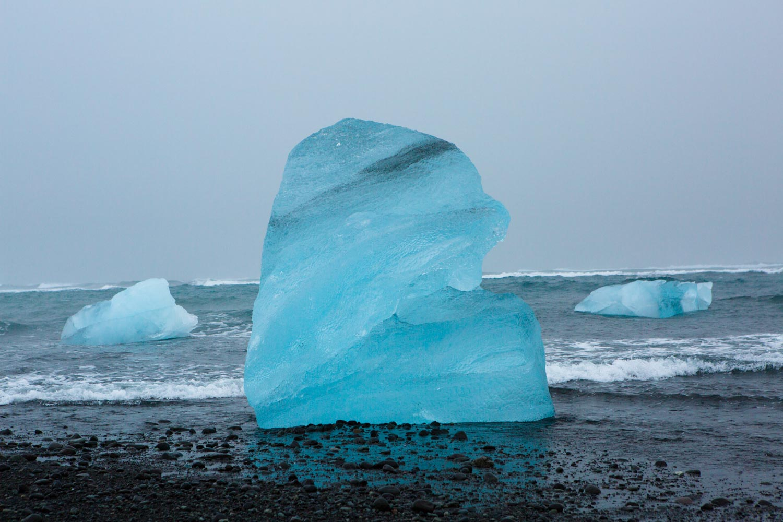 5-day Iceland itinerary - Diamond Beach
